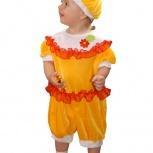 Карнавальный детский костюм Цыпленка для девочки 2-3 лет., Новосибирск