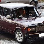 Сдам в аренду авто ваз 2107, Новосибирск