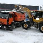 Механизированная чистка,вывоз мусора,грунта 24 часа, Новосибирск