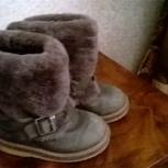 Зимние ботинки детские, р-р 25, Новосибирск