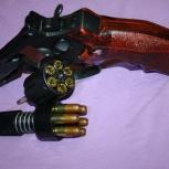 Пневматический револьвер Borner Super sport 708, Новосибирск