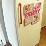 Холодильник.-белоснежный.Гарантия.Доставка, Новосибирск