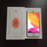 iPhone SE 32GB Gold Rose, Новосибирск