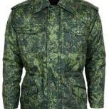Продам куртку (бушлат) зимнюю М4 Цифровая флора размер 48-50, Новосибирск