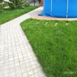 Монтаж ливневой канализации. Брусчатки.  Быстро и качественно, Новосибирск