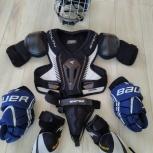 Продам хоккейную форму (на 10-12 лет), Новосибирск