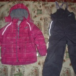 Костюм зимний HUPPA (куртка и штаны) рост 134, Новосибирск