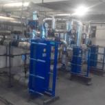 Промывка и опрессовка системы отопления, Новосибирск