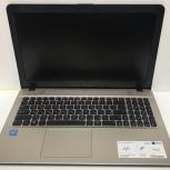Почти новый ноутбук Asus D541, Новосибирск