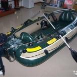 Новая лодка пвх, Новосибирск