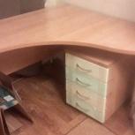Угловой письменный стол, Новосибирск