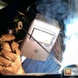 Сварочные работы+сантех работы отопление и тд без посредников гарантия, Новосибирск