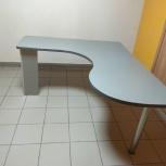 Стол угловой б/у, Новосибирск