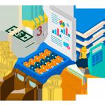 Бухгалтерские услуги, составление и сдача отчетности, консультации, Новосибирск