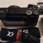 Sony A6500, Новосибирск