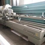 Продам  оборудование для производства алюминиевых конструкций, Новосибирск