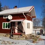 Строим дома, бани и дачи из бруса, Новосибирск