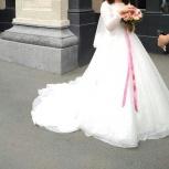 Продам свадебное платье., Новосибирск