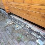 Подъем домов, ремонт фундаментов, замена венцов, Новосибирск