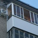Остекление балконов и лоджий под ключ. Качество проверенное временем., Новосибирск