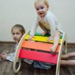 Качалка детская Радуга, Новосибирск