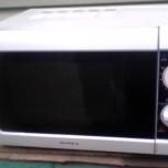 Продам микроволновую печь в идеальном состоянии., Новосибирск