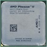 Phenom II X3 720 Black Edition процессор, Новосибирск