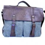 Новая сумка портфель холст, Новосибирск