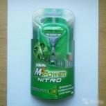 Бритва Gillette M3 Power Nitro в упаковке, Новосибирск