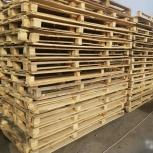 Продам поддоны деревянные 2.4м х 1.0м, Новосибирск