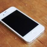 продам iPhone 4s 8гб, Новосибирск