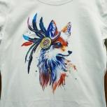 Печать на футболках, Новосибирск