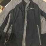 Продам куртку весна осень носил мальчик 48 размер, Новосибирск