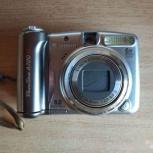Компактный фотоаппарат Canon powershot a720 is, Новосибирск