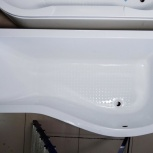Продам новую акриловую ванну( в упаковке), Новосибирск