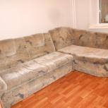 Продаю диван угловой  б/у, Новосибирск