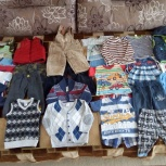 Детские вещи пакетом от 74 до 92, Новосибирск