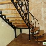 Металлические, бетонные, деревянные лестницы! Гарантия! Под ключ!, Новосибирск