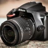 Nikon D3500 Kit 18-55mm VR AF-P, Новосибирск