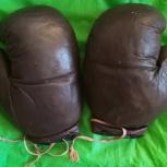 Перчатки боксерские б/у, Новосибирск