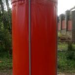 Резервуар разборный, вертикальный в защитном пенале (РРВ-2,15), Новосибирск