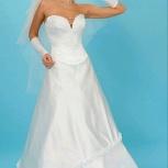 Новое свадебное платье(корсет+ юбка), Новосибирск