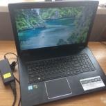 Acer E5-774G-71E4(Игровой ноутбук), Новосибирск