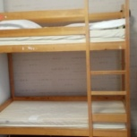 Продам двухярусную детскую кровать, Новосибирск
