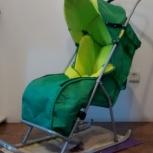 Санки-коляска детские, Новосибирск