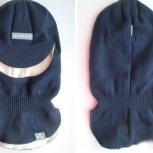 Новый зимний шлем huppa с козырьком на 54-56 см, Новосибирск