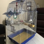 клетка для попугая, Новосибирск
