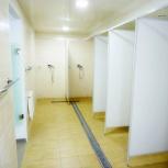 Изготовление и установка душевых кабин и перегородок, Новосибирск