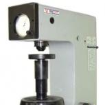 Прибор для измерения твердости металла по методу Роквелла ТР 5006, Новосибирск