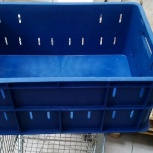 Продам пластмассовые ящики, Новосибирск